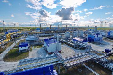 Строительство объектов нефтепереработки